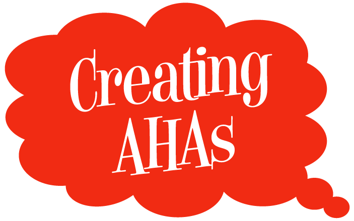 Creating AHAs - Mathematics Education Professional Development